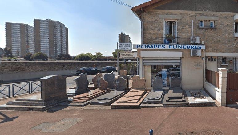 Photo de la Pompe Funèbre Société Smeets Ardange