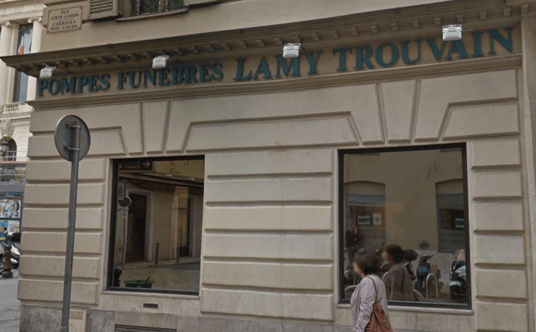 Photo de la Pompes Funèbres et Marbrerie Lamy Trouvain