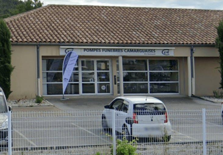 Photographie Pompes Funèbres et Marbrerie Camarguaise de Saint-Dionisy