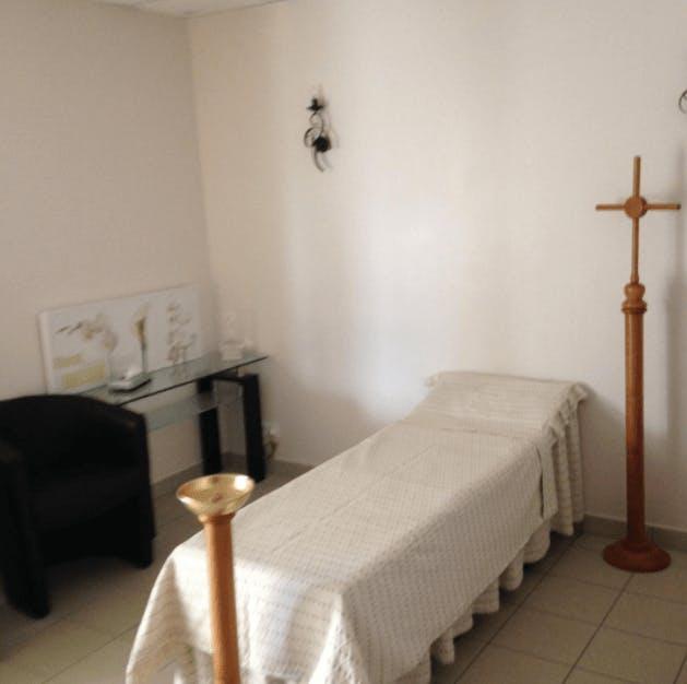 Photographie de la Chambre funéraire Pacaud