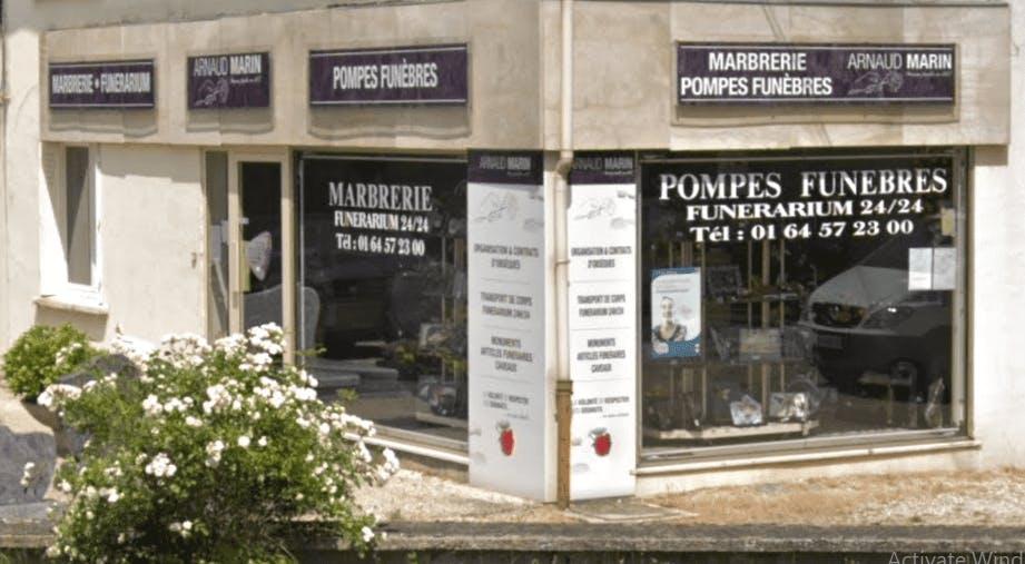 Photo de la Pompe Funèbre Pompes Funèbres Marbrerie Arnaud Marin
