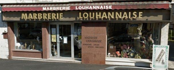 Photo de la Pompe Funèbre Marbrerie Louhannaise