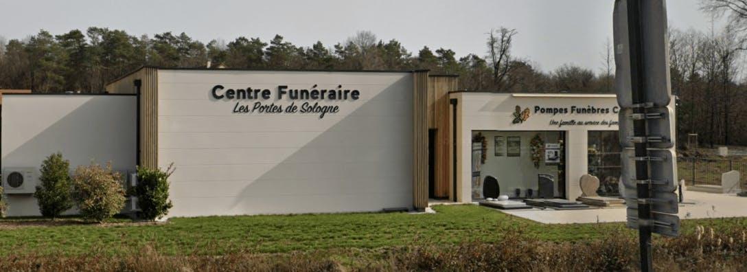Photographie Pompes Funèbres Caton de La Ferté-Saint-Aubin