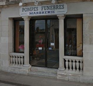 Photo de la Pompe Funèbre RENE FREDERIC MARCEL