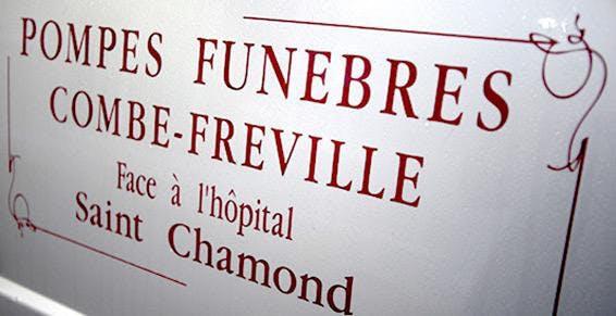 Photo de la Pompe Funèbre POMPES FUNEBRES COMBE - FREVILLE