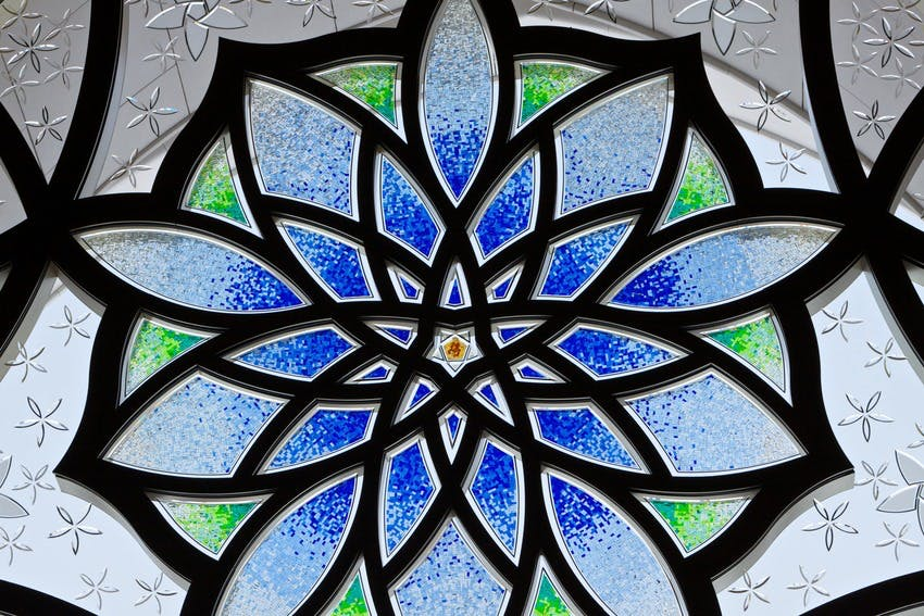 fleurs cérémonies musulmanes