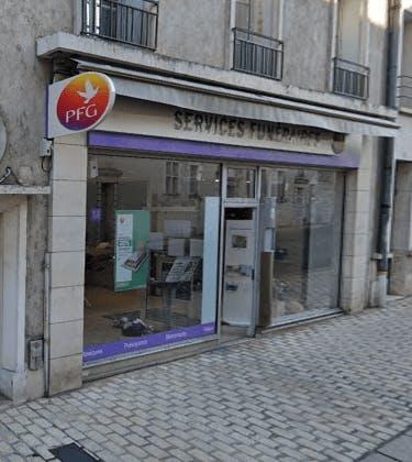 Photographie Pompes Funèbres Générales de Blois