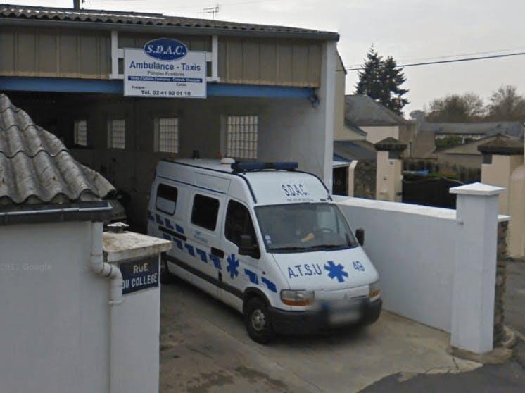 Photo de la Pompe Funèbre Pompes funèbres SDAC à Candé