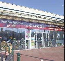 Photo de la Pompe Funèbre Pompes Funèbres Roger Marin