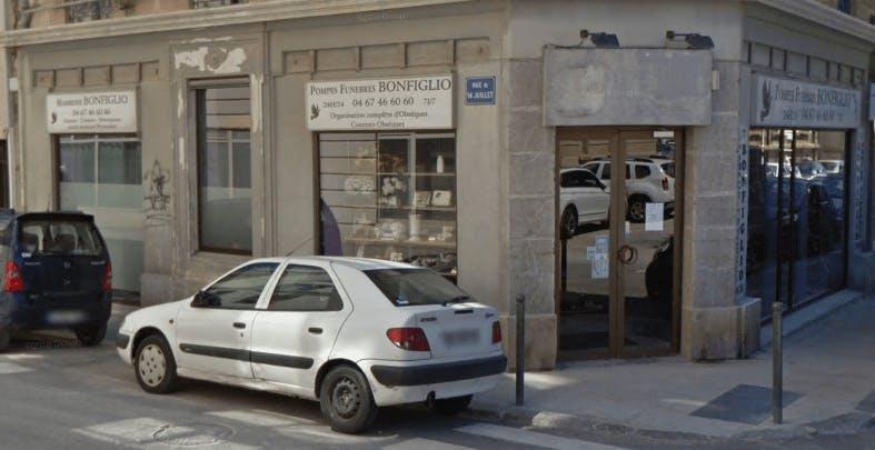 Photo de la Pompe Funèbre Pompes Funèbres Bonfiglio
