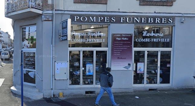 Photographie de la Pompes funèbres Combe - Fréville