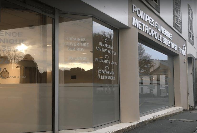 Photographie de la Pompes Funèbres Métropole Brestoise - musulmane