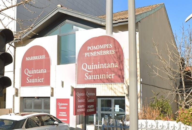 Photographie de Pompes Funèbre Quintana Saunier