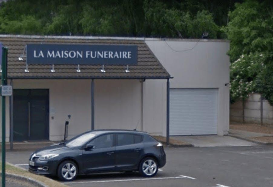 Photographie de la Maison funéraire des PFG (28)
