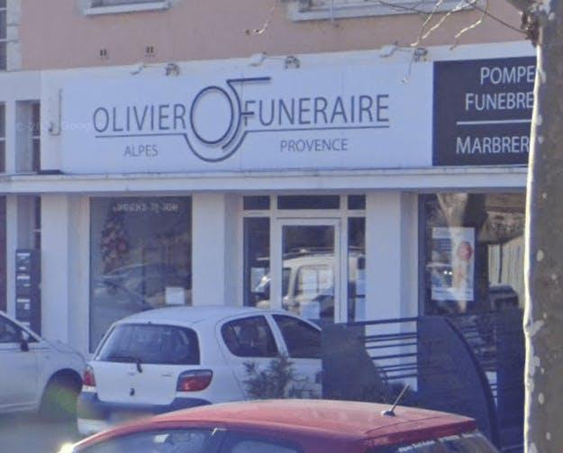 Photographie Olivier Funéraire de Sisteron