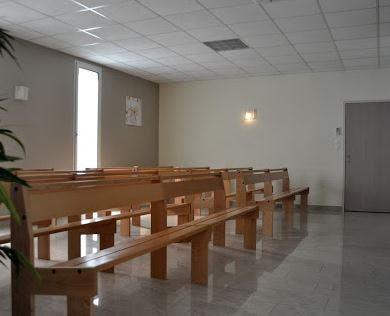 Salle des homage de la Chambre funéraire Clermontaise