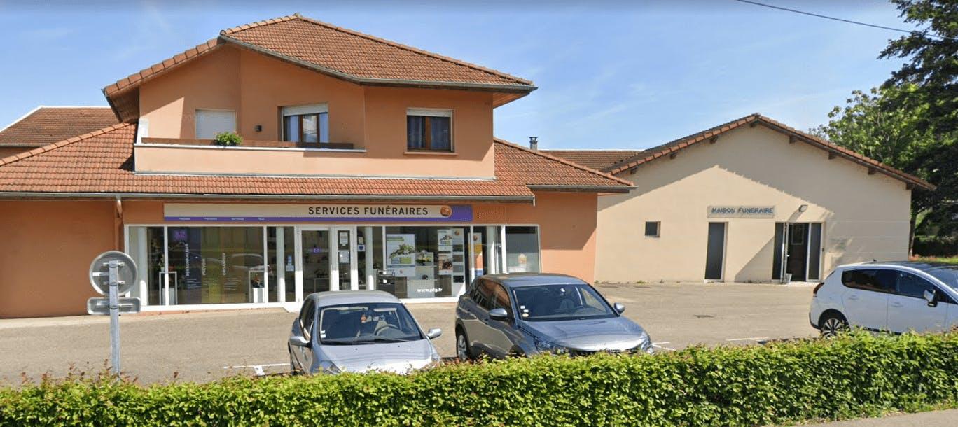 Photo Pompes Funèbres Générales Bourg-en-Bresse