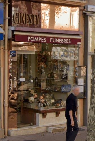 Photographie Pompes Funèbres Ginesty de Millau