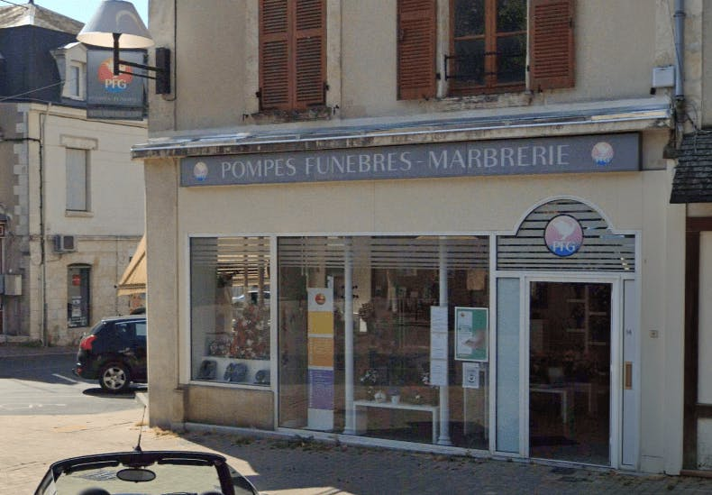 Photographie Pompes Funèbres Générales d'Issoudun