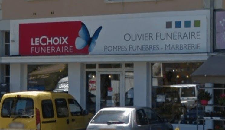 Photo de la Pompe Funèbre Agence Funeraire Olivier