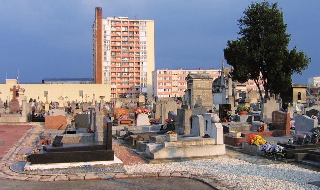 Cimetière dans la ville Bondy - meilleures-pompes-funebres