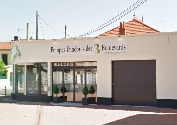 Photo de la Pompe Funèbre Pompes Funèbres des 3 Boulevards
