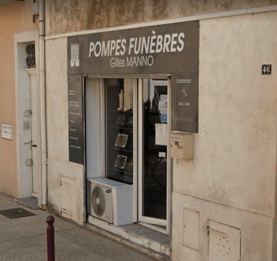Photographie Pompes Funèbres MANNO Gilles de Pennes-Mirabeau