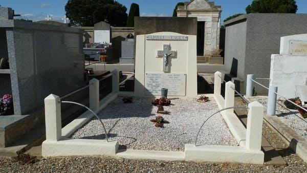 Cimetière Narbonne - meilleures-pompes-funebres