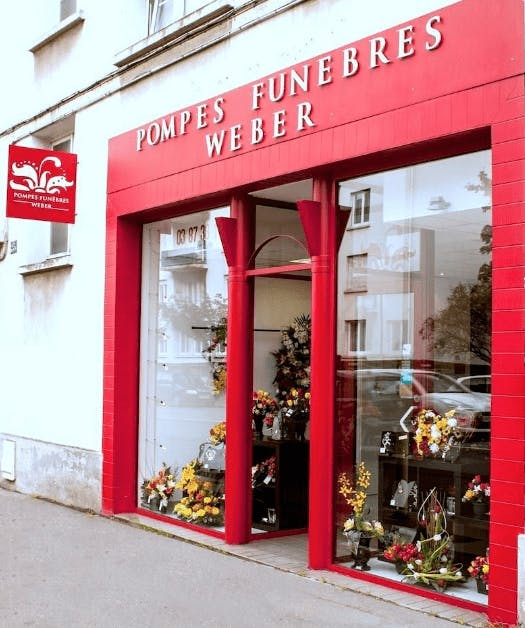 Photographie Pompes Funèbres Weber de Metz