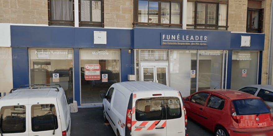 Photographie Pompes Funèbres FUNÉ Leader d'Arles