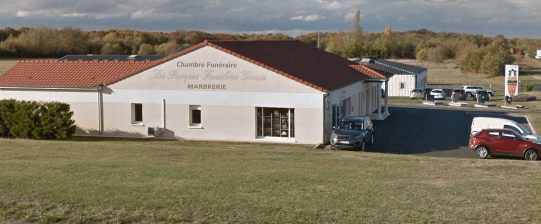 Photographie Pompes Funèbres Gonin d'Argenton-sur-Creuse