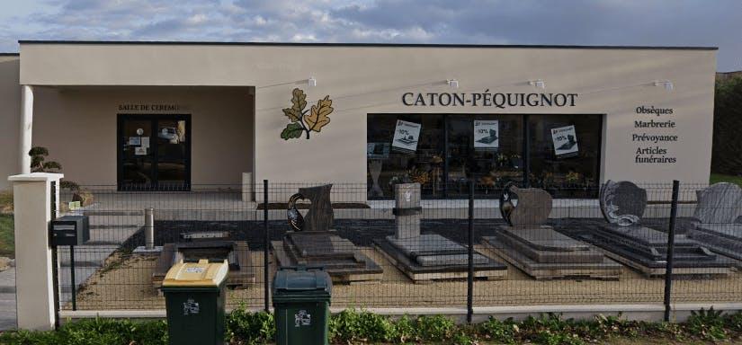 Photographie Pompes Funèbres Caton de Mehun-sur-Yèvre