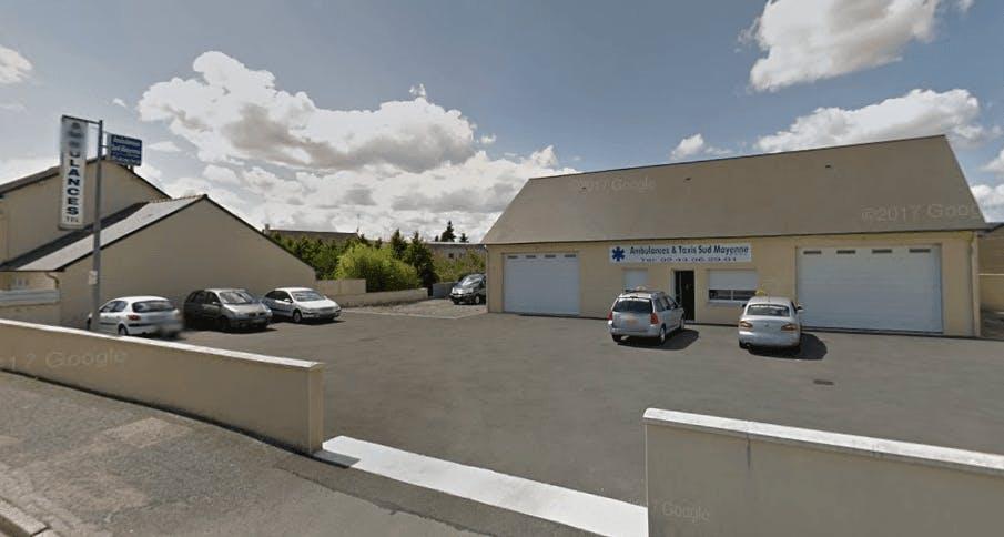 Photo de la Pompe Funèbre Ambulances Sud Mayenne
