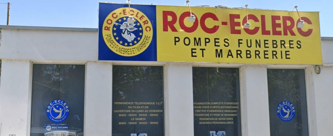 Photographie de Pompes Funèbres Roc-Eclerc