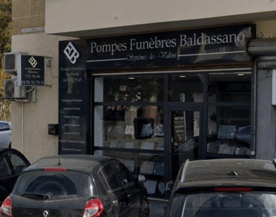 Photographie Pompes Funèbres Baldassano de Septèmes-les-Vallons