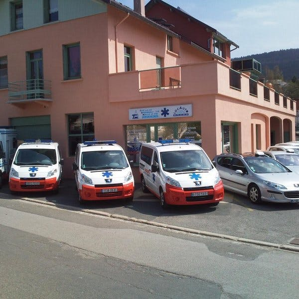 Photo de la Pompe Funèbre Taxi Ambulance Marcel