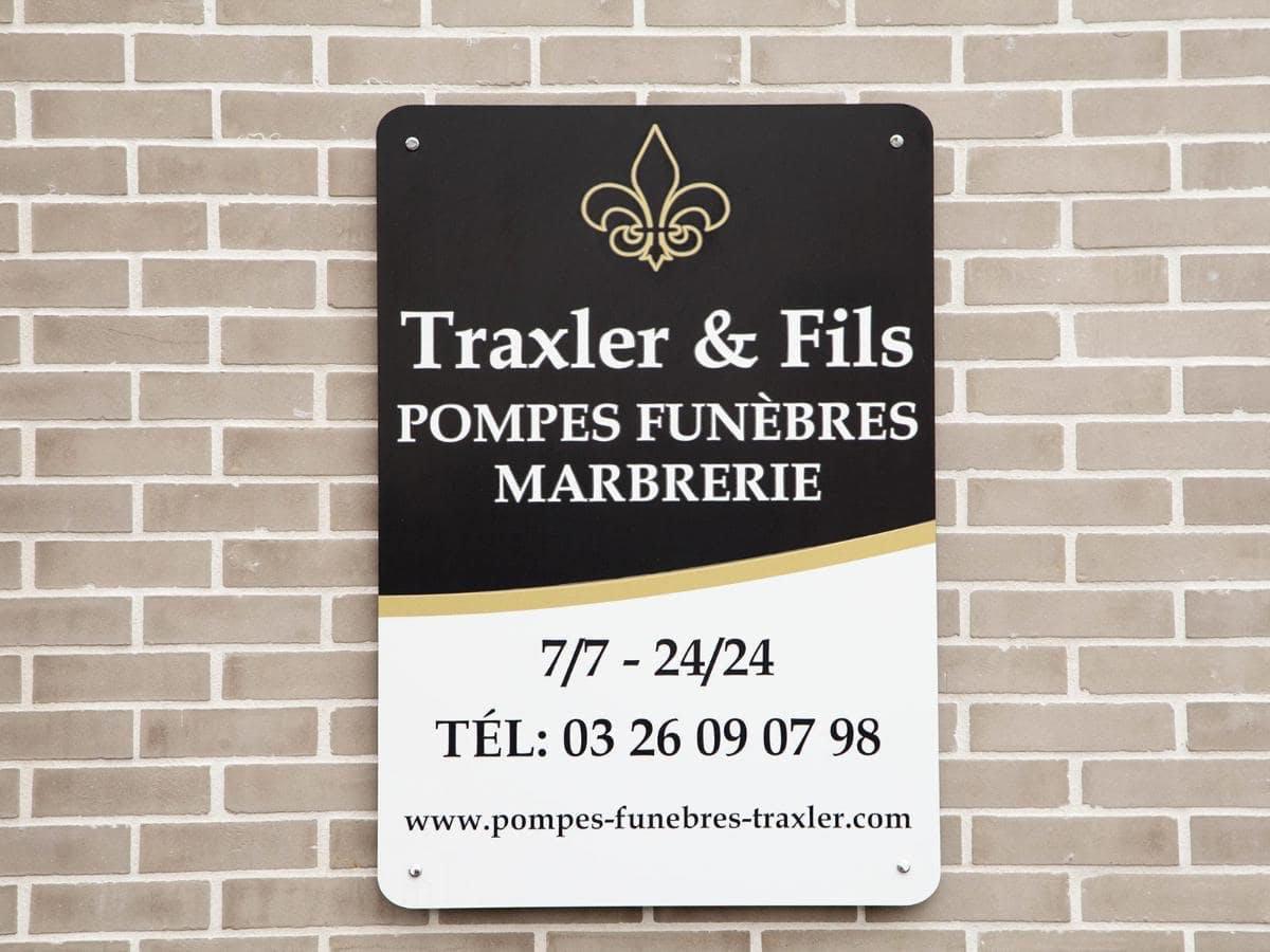 Photo de la Pompe Funèbre POMPES FUNEBRES TRAXLER ET FILS