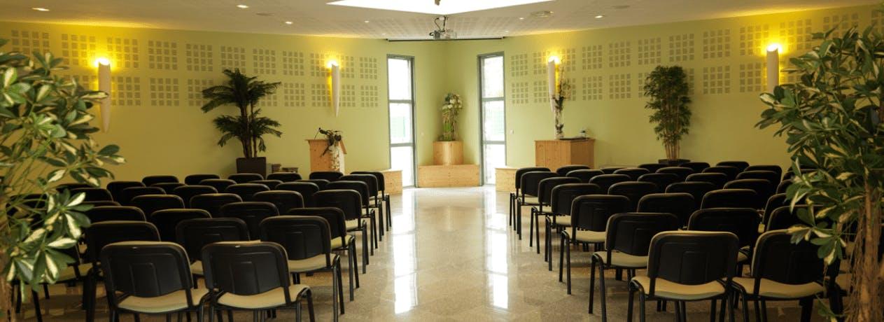 Photographie de la Chambre funéraire Carrara