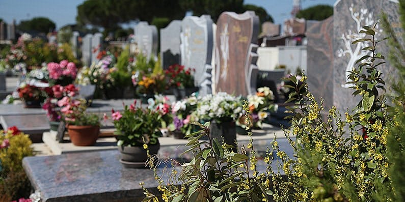 cimetière istres