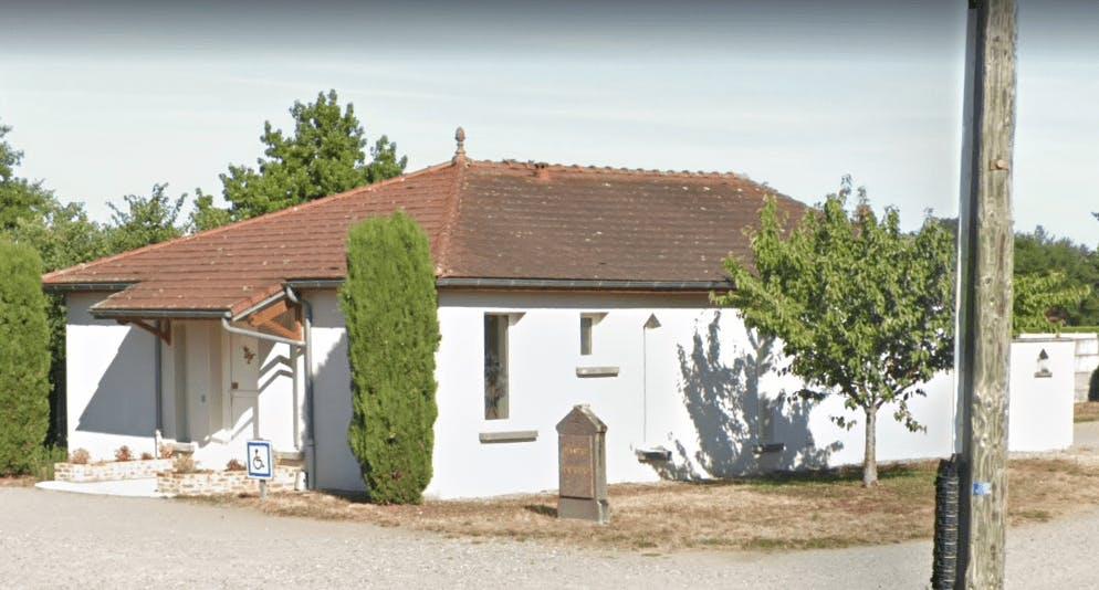 Photographie de la Chambre funéraire Largarde