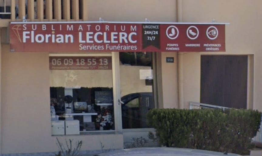 Photographie de la Pompes funèbres Sublimatorium Florian Leclerc