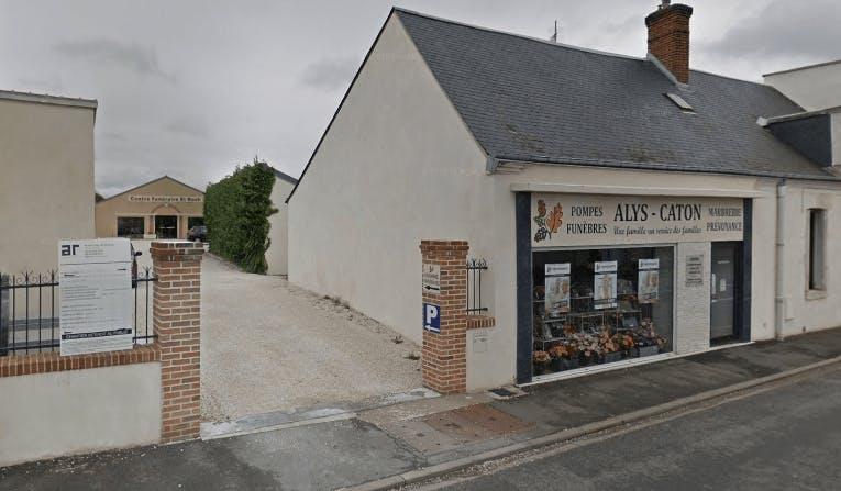 Photographie Pompes Funèbres Alys Caton de Romorantin-Lanthenay