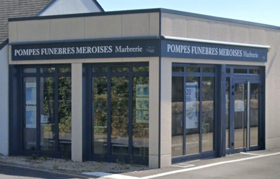 Photographie de la Pompes Funèbres et Marbrerie Meroises - Dignité Funéraire