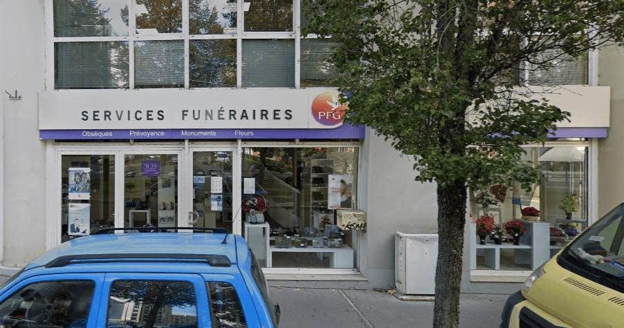 Photographie Pompes Funèbres Générales de Saint-Étienne