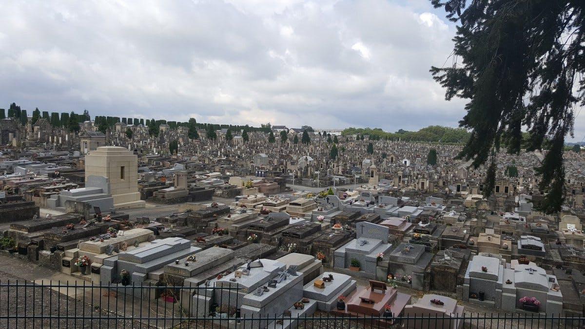 cimetière de limoges