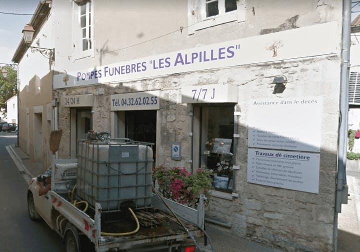 Photographie de Pompes Funèbres les Alpilles
