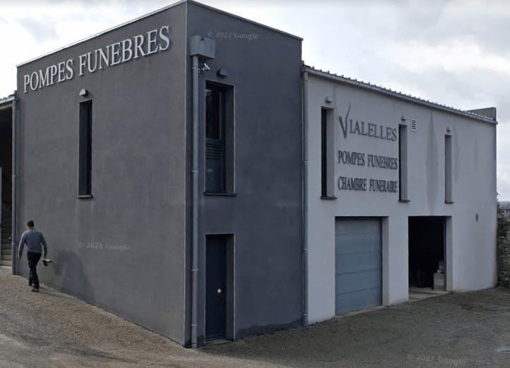 Photographie Vialelles Funéraires de Villefranche-de-Rouergue
