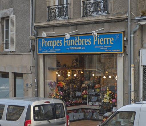 Photographie de Pompes Funèbres Pierre - Funéraire 23