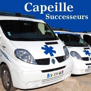 Photo de la Pompe Funèbre Ambulances Capeille