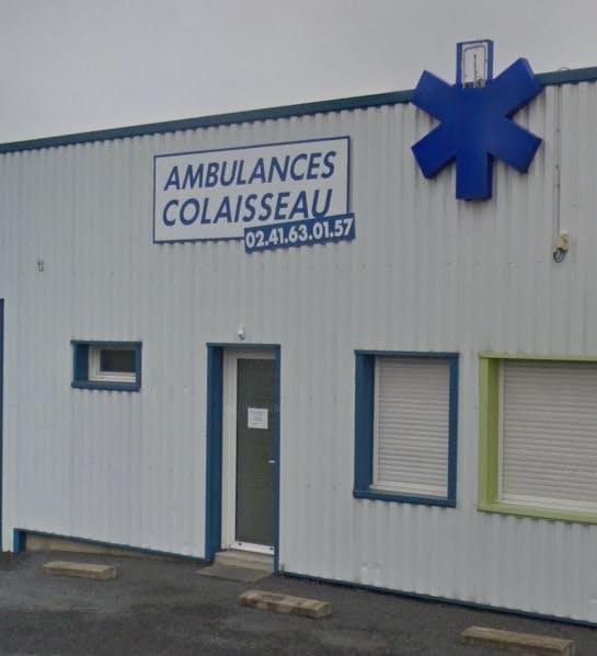 Photo de la Pompe Funèbre SAS AMBULANCES COLAISSEAU